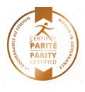 Polytechnique Montréal obtains the bronze level of the Parity Certification