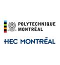 Logos de Polytechnique Montréal et HEC Montréal