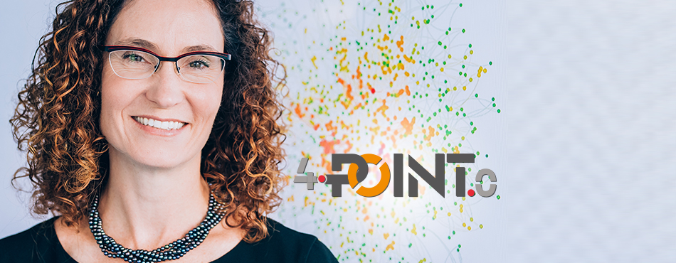 Catherine Beaudry, Professor, Department of Mathematics and Industrial Engineering and director of the 4POINT0 project