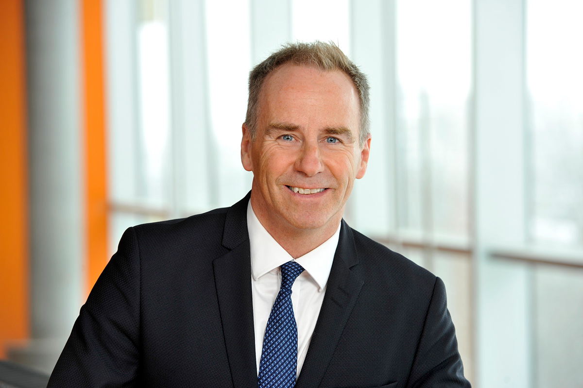 François Bertrand, interim Chief Executive Officer of Polytechnique Montréal.