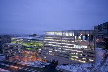 Lassonde Buildings, Polytechnique Montréal, 3.2 MB, JPEG © Productions punch Inc