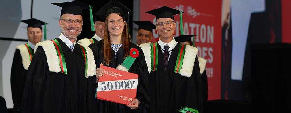 Collation de grades 2019 - 50000e diplôme
