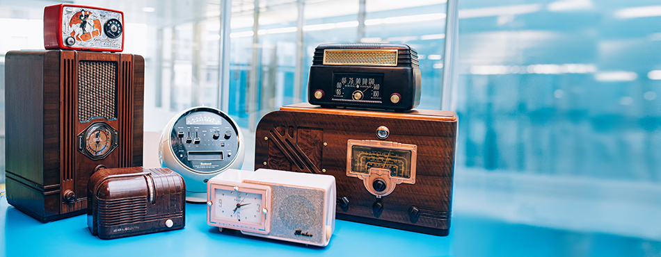 100 ans de radiodiffusion