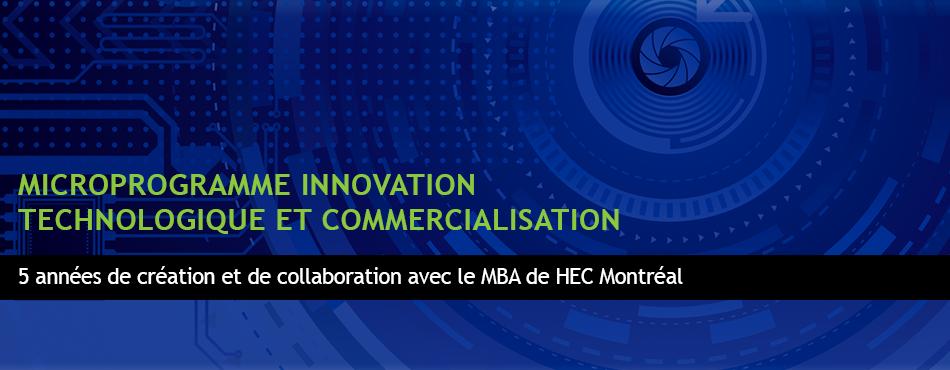 Cinq années du microprogramme «Innovation technologique et commercialisation»