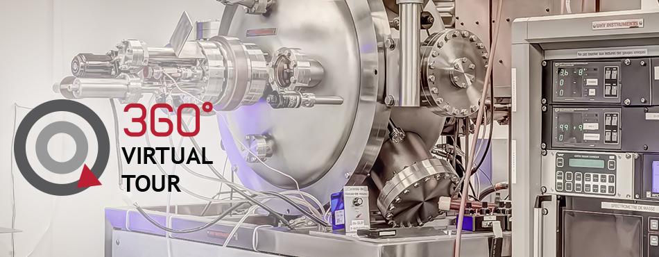 The Groupe de recherche en physique et technologie des couches minces (Thin-Film Physics and Technology Research Group – GCM) Microfabrication Laboratory