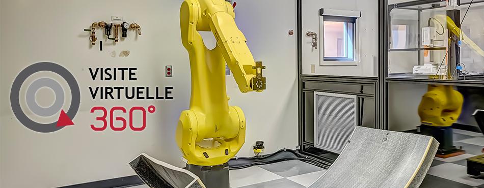 Visite virtuelle du Laboratoire de mécanique multi-échelles