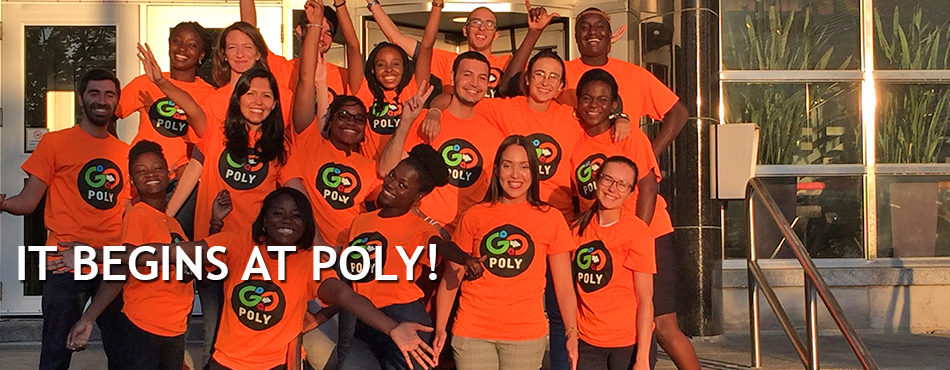 Welcome at Poly!