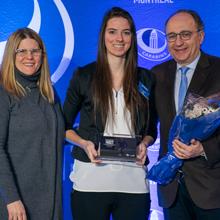 Étoiles académiques des Carabins 2017-2018 : des honneurs pour 26 étudiantes-athlètes et étudiants-athlètes de Polytechnique Montréal