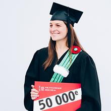 Polytechnique remet son 50 000e diplôme!