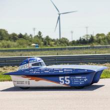 MAJ: Le véhicule solaire Esteban 9 de Polytechnique Montréal remporte le FSGP et se qualifie pour l'American Solar Challenge